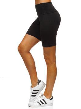 Čierne dámske kraťasy Bolf 54548