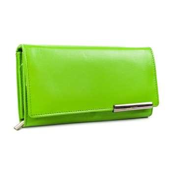 Mätová dámska kožená peňaženka 8044