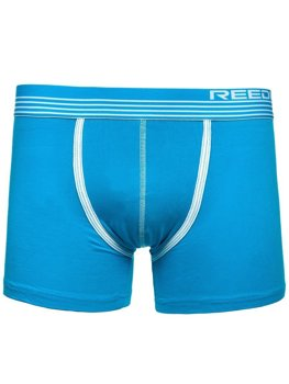Modré pánske boxerky BOLF G513