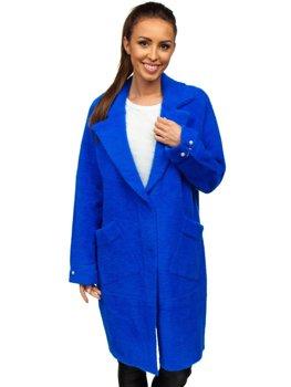 Modrý dámsky plášť Bolf 20737