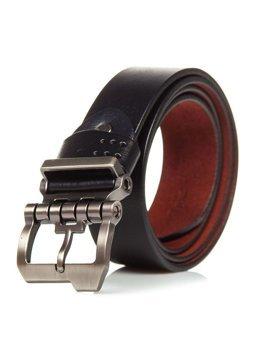 Čierna pánska kožená peňaženka Bolf P018