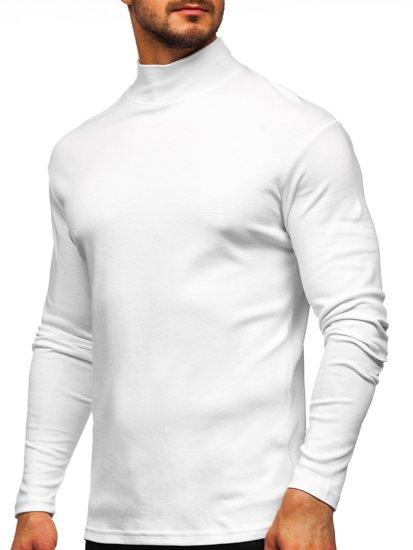 Biely pánsky rolák BOLF 145348