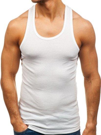 Farebné pánske tričko bez potlače BOLF C10013-3P 3 KS