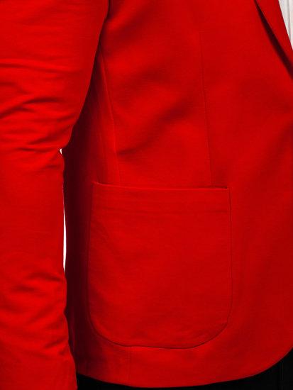 Pánske sako Bolf 1652 červené