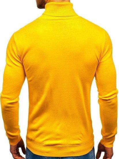 Žltý pánsky rolák Bolf 2400